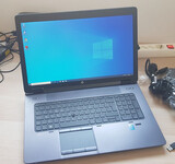 HP ZBOOK 17 I7 4800MQ 32 RAM 256 SSD - foto