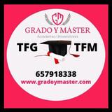 ACADEMIA GRADOYMASTER! TU TFG Y TFM 100% - foto