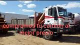 COMPRAMOS TODO TIPO DE CAMIONES BASCULAN - foto