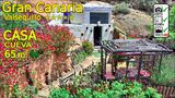 CASA-CUEVA EN LA CALDERA DE LOS MARTELES - foto