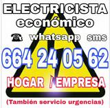 ELECTRICISTA  664 24 05 62