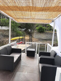 BUNGABOAT,  TERRAZA CHILL OUT.  - foto
