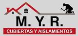 CUBIERTA  Y AISLAMIENTOS  M. Y. R.  - foto