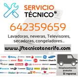 TéCNICO TV LAVADORAS NEVERAS