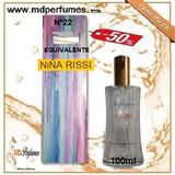 OFERTA 10€ PERFUME MUJER NIÑA RISSI - foto