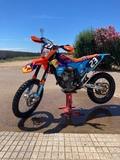 KTM - EXCF 250 2008 - foto