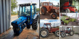 NEWHOLAND 80. 66 70. 66 110. 90 FORD - 7840SL NEWHOLLAND M135 TM120 - foto