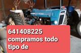 COMPRO TODO TIPO DE TRACTORES USADOS - foto