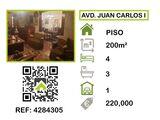 PISO DE 200M EN JUAN CARLOS I - foto