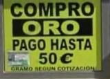 COMPRO ORO EN TODA GRANADA - foto