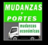 PORTES MUDANZAS DESALOJOS Y LIMPIEZAS - foto