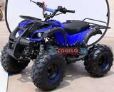 QUAD 125CC - ATV HUMMER PANDA - foto