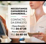 CAMARERO/A  PARA EXTRAS - foto