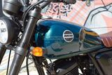 MH MOTORCYCLES - BOGGA - foto