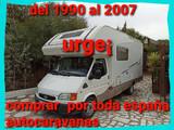 SE COMPRAN AUTOCARAVANAS DEL 1990 AL2004 - foto