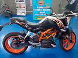 KTM - DUKE 390 ABS - foto