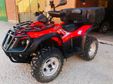 ATV    TGB BLADE 450S. E 4X4 - TGB BLADE 450 - foto