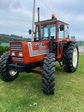 TRACTOR FIAT CON PALA - DT 1080 - foto