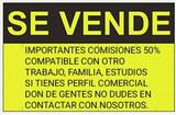COMERCIALES A COMISION 50% - foto