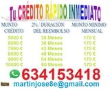 FINANCIACIÓN URGENTE URGENTE - foto