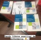 LIBROS DE AUXILIAR DE ENFERMERÍA - foto