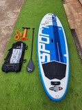 EQUIPO COMPLETO PADDLESURF SUP MARCA SPS - foto