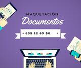MAQUETADO DE DOCUMENTOS ACADEMICOS - foto