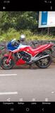 HONDA - VF 500 - foto