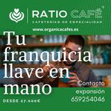 ABRE TU ESPACIO RATIO CAFÉ - foto