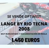 OPTIMIST LANGE BY RIO TECNA - foto