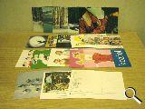 Tarjetas postales publicitarias nuevas - foto