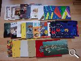 Tarjetas postales publicitarias franquea - foto