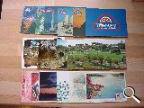 Tarjetas postales turisticas y futbol nu - foto