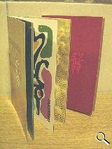 Tarjetas postales dibujos abstractos nue - foto