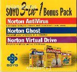 Norton antivirus+Ghost+Virtual Drive - foto