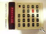 Calculadoras vintage - foto