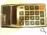 Calculadoras vintage recargable y planas - foto