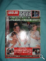 Revista ¡hola nº 3.171 - mayo 2.005 - foto