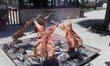 Festeja con carnes a la brasa - foto