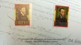 Colección completa sellos de Carlos I - foto