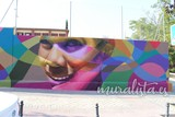 Grafiti graffiti grafitero madrid - foto