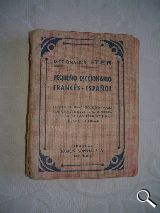 DICCIONARIO FRANCÉS-ESPAÑOL - 1941 - foto