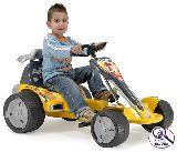 Karts a pedales, bicicletas infantiles - foto