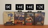 Vendo juegos consola megadrive - foto