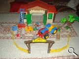 granja de playmobil - foto