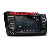 Radio Gps Android  Skoda Yeti - foto