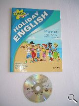 HOLIDAY ENGLISH + MULTI-ROM - foto