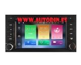 Radio Gps Android Seat Leon 13-18 - foto