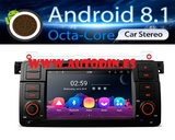 Radio Gps Android BMW E46 Serie 3(98-06) - foto