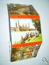 24 postales de zaragoza - 1984 - foto